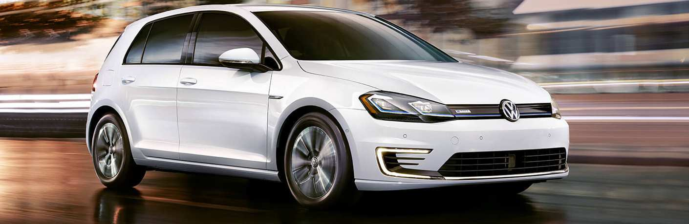 33 New Vw E Golf 2019 Rumors