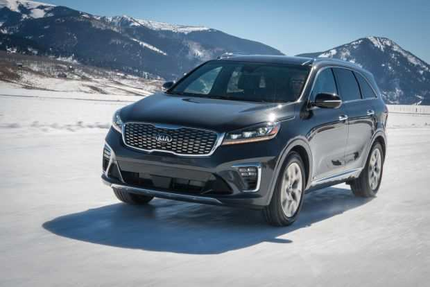 33 New When Does 2020 Kia Sorento Come Out Spy Shoot