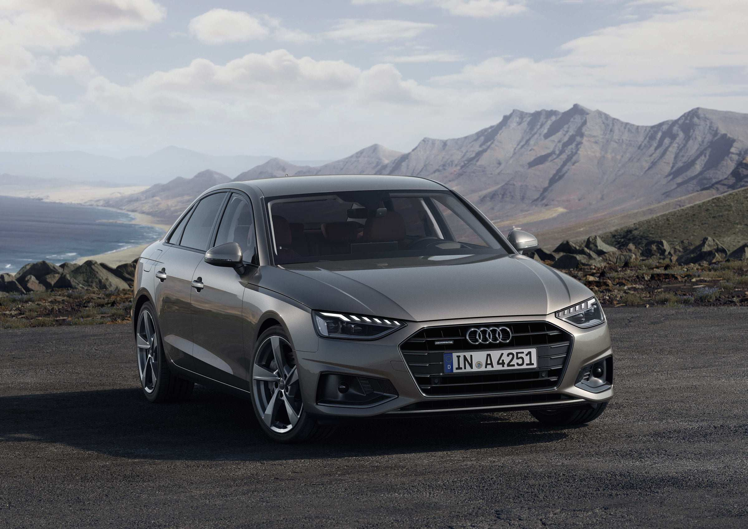 33 The 2019 Audi A4 New Review