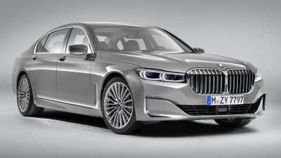 33 The 2019 BMW 7 Series Overview