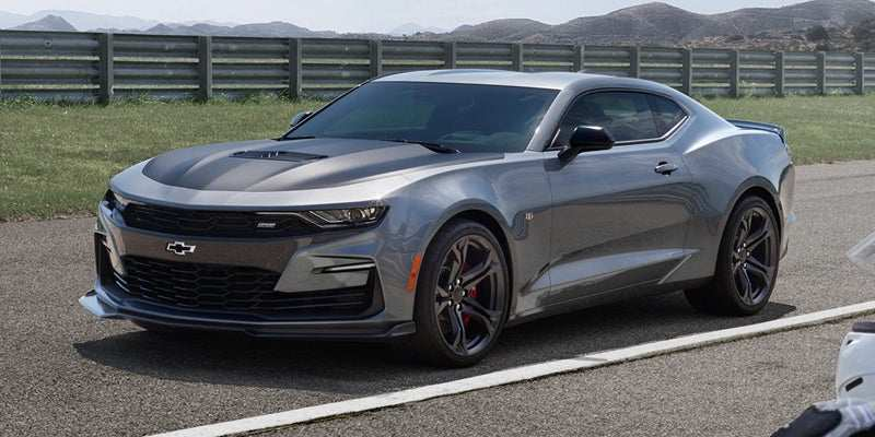 33 The 2019 Chevy Camaro Spesification