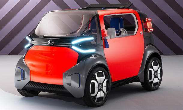 33 The 2019 Citroen C1 Concept And Review