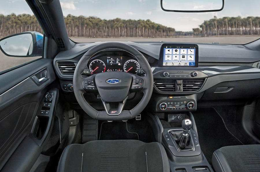 33 The 2019 Ford Focus Rs St Interior
