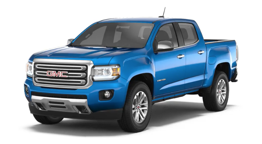 33 The 2019 GMC Canyon Performance And New Engine