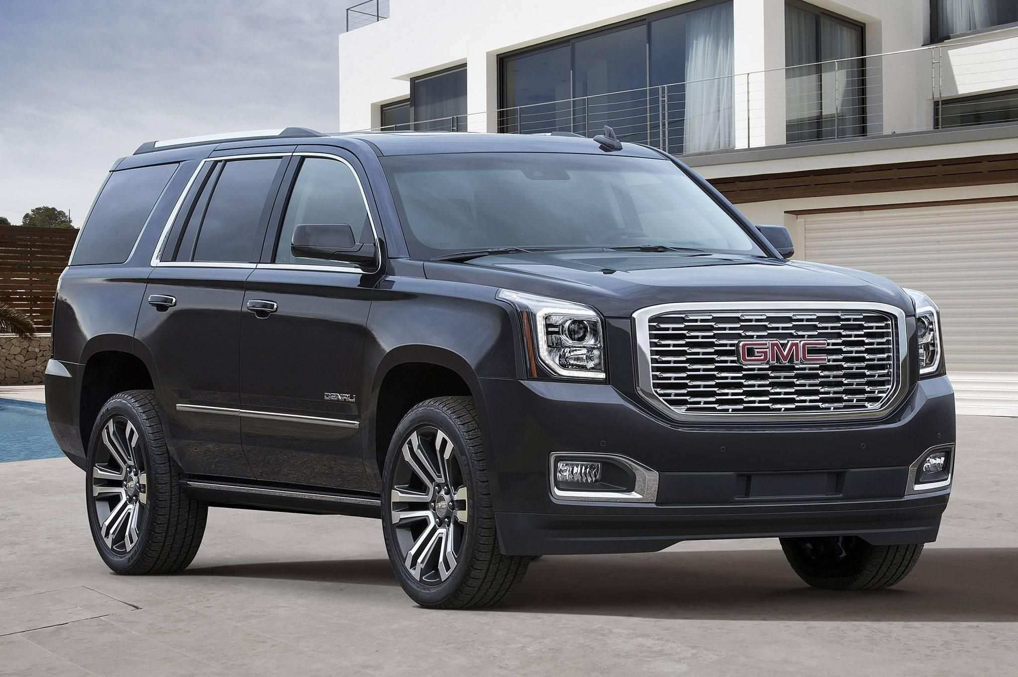 33 The 2019 GMC Envoy Price Design And Review