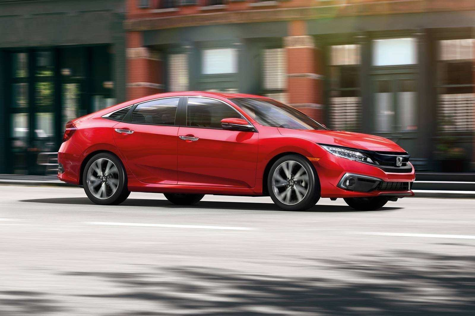 33 The 2019 Honda Civic Hybrid Style