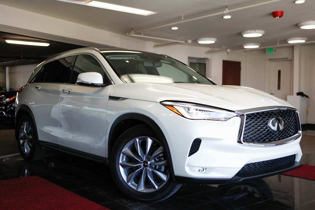 33 The 2019 Infiniti Qx50 Luxe Interior New Review