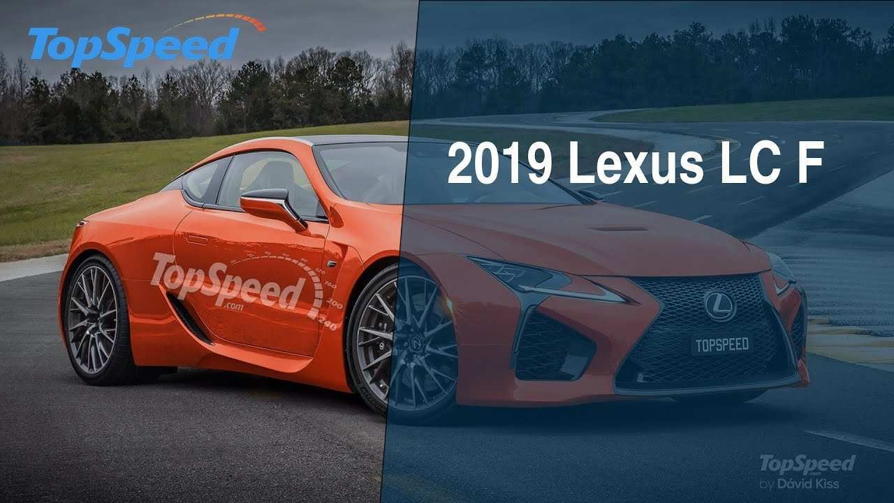 33 The 2019 Lexus Lf Lc Specs And Review