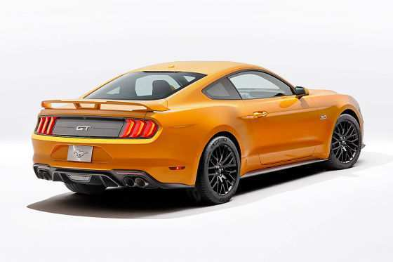 33 The 2019 Mustang Mach Review