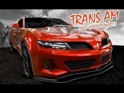 33 The 2019 Pontiac Trans Am Research New