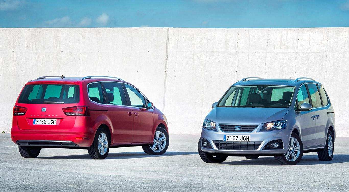 33 The 2019 Seat Alhambra Spesification