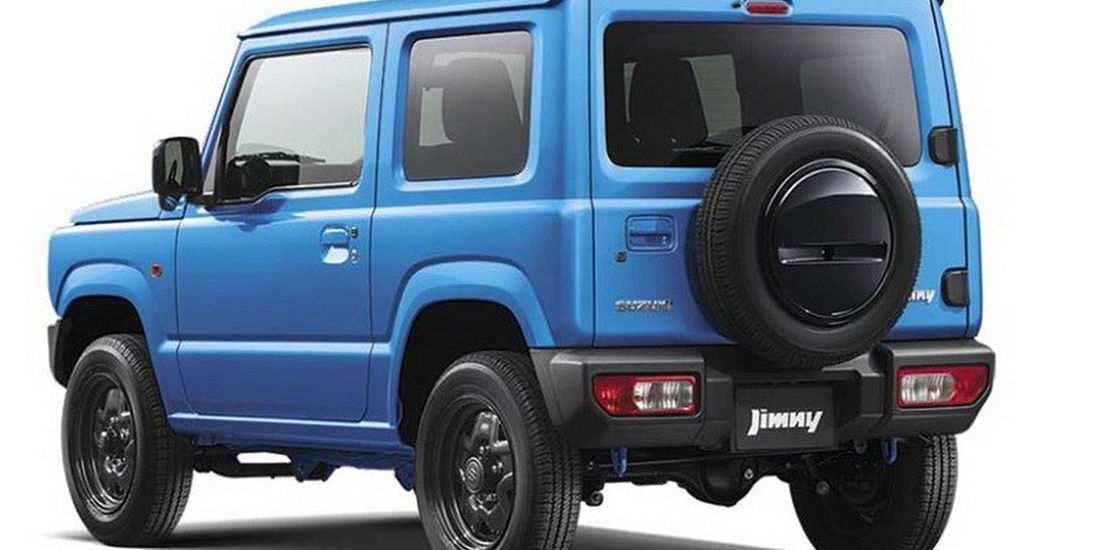 33 The 2019 Suzuki Jimny Model History