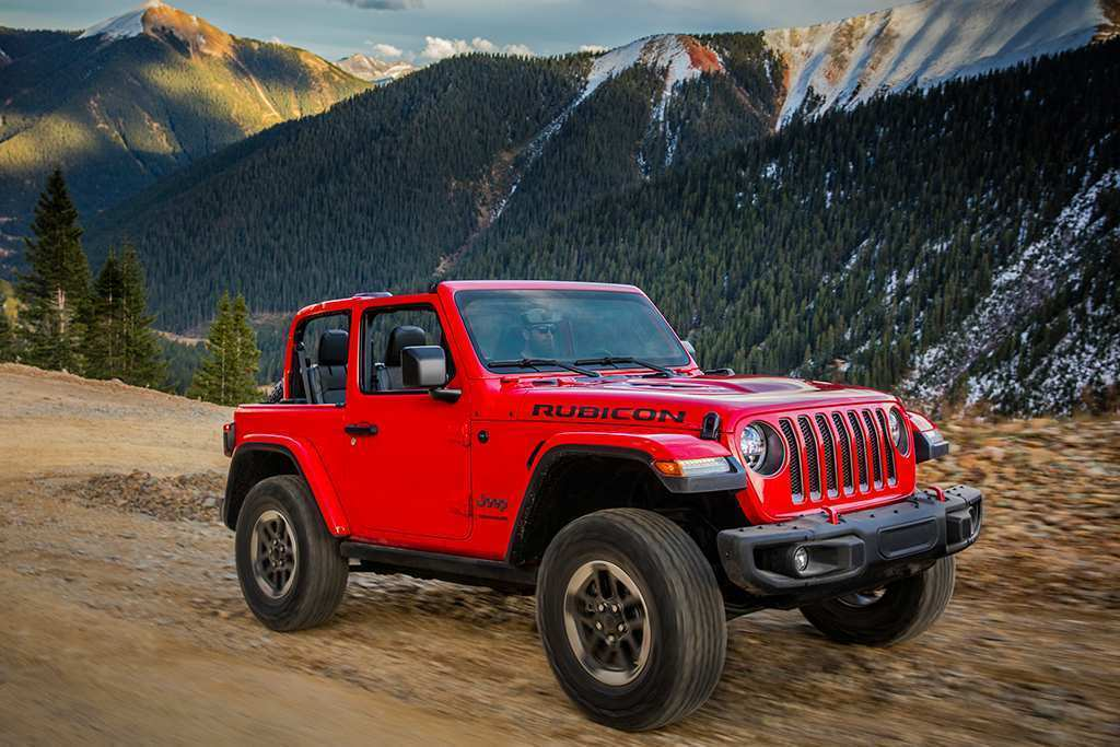 33 The 2019 The Jeep Wrangler Ratings