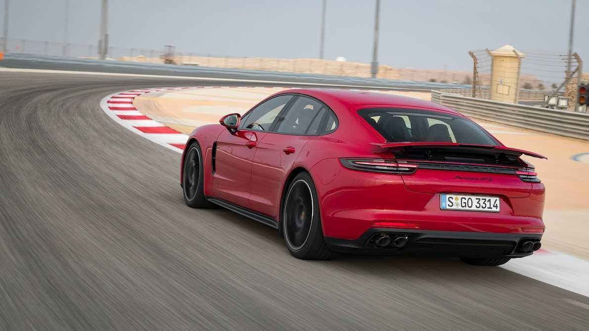 33 The 2019 The Porsche Panamera Redesign And Concept