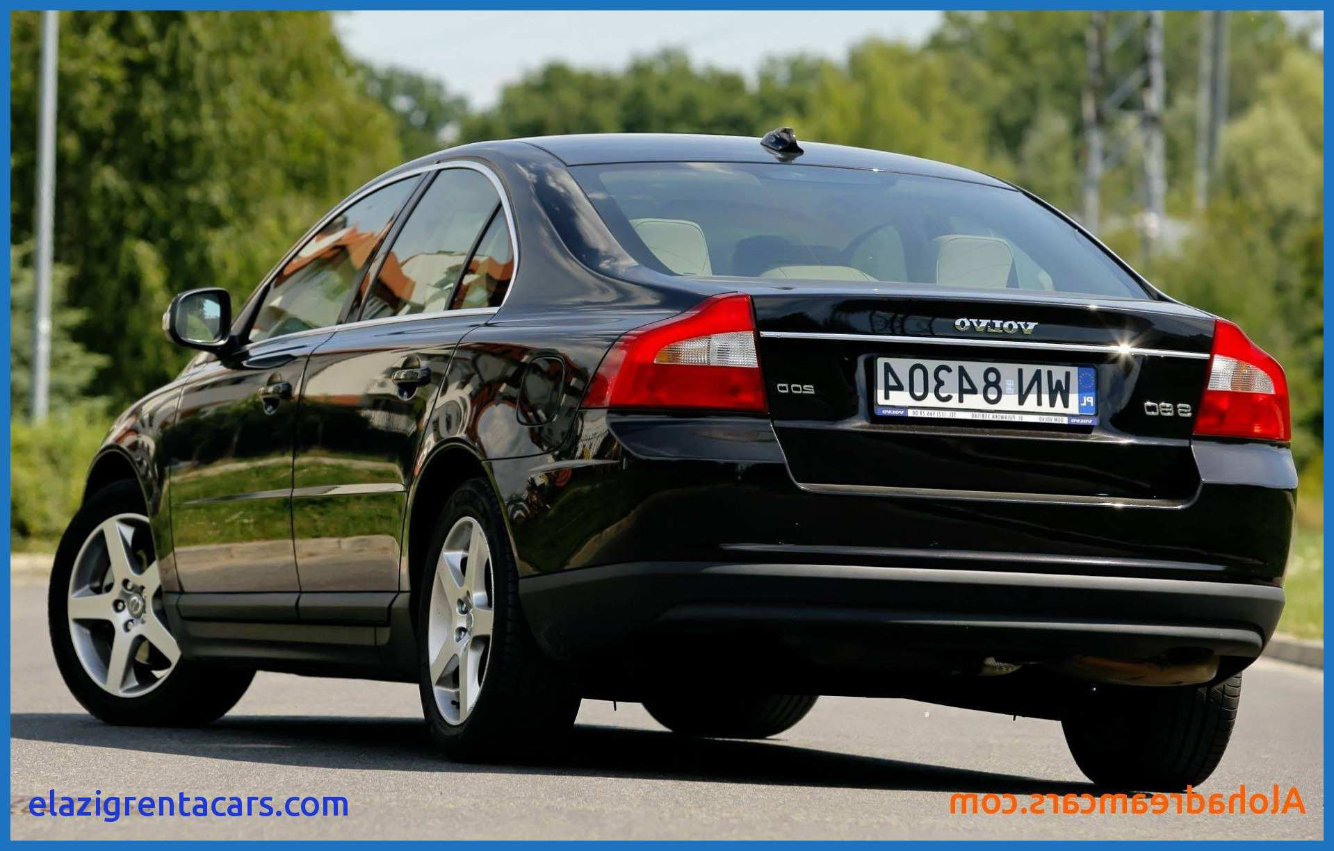 33 The 2019 Volvo S80 Overview