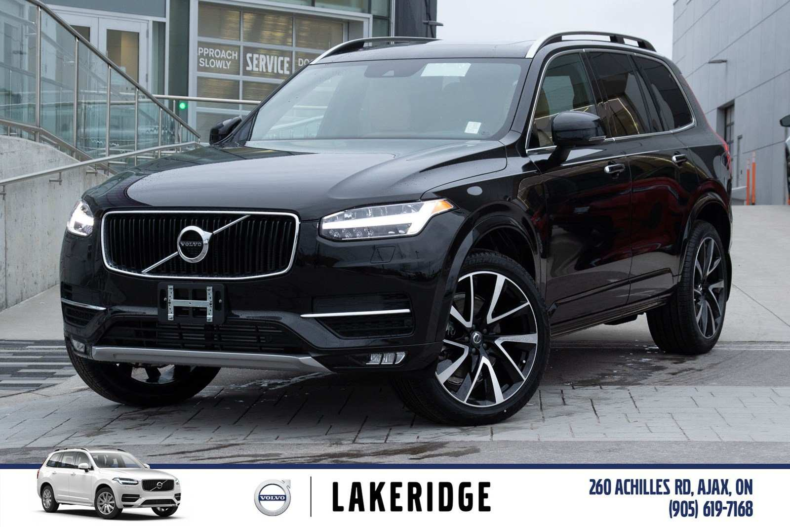 33 The 2019 Volvo XC90 Redesign And Review