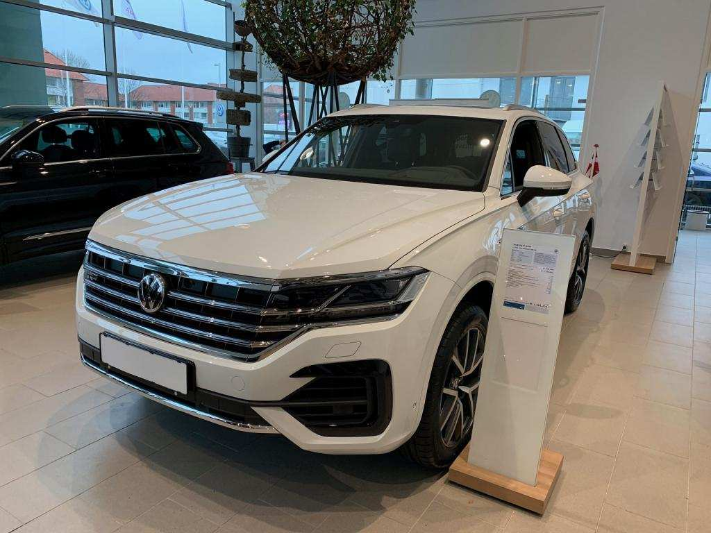 33 The 2019 Vw Touareg Tdi Concept And Review