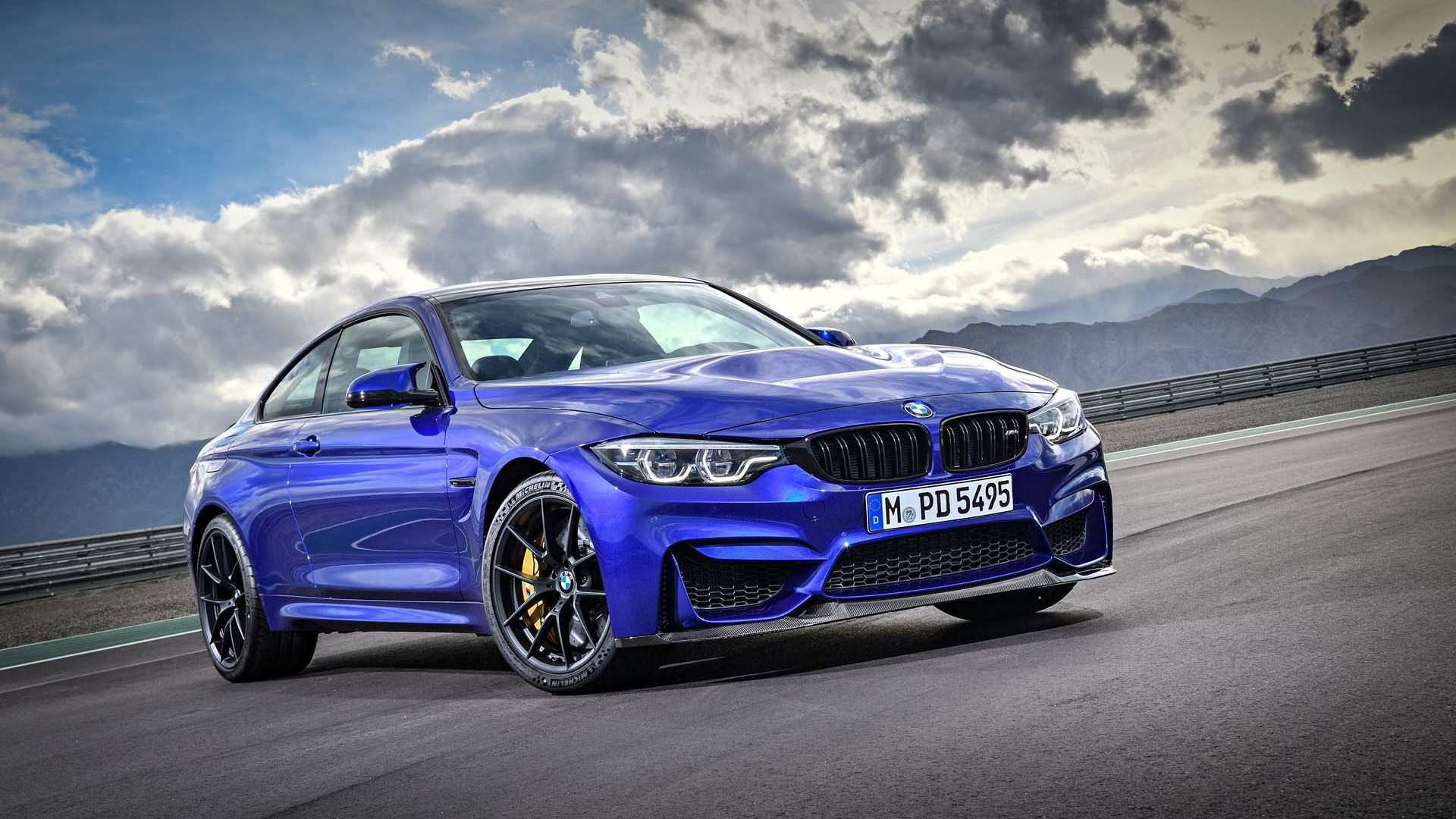 33 The 2020 BMW M4 Performance