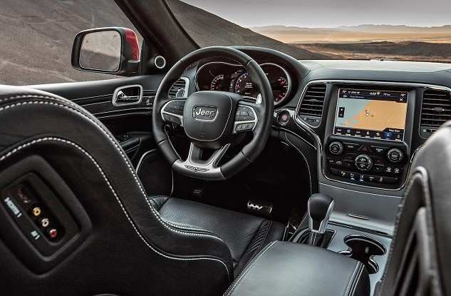 33 The 2020 Grand Cherokee Srt Review