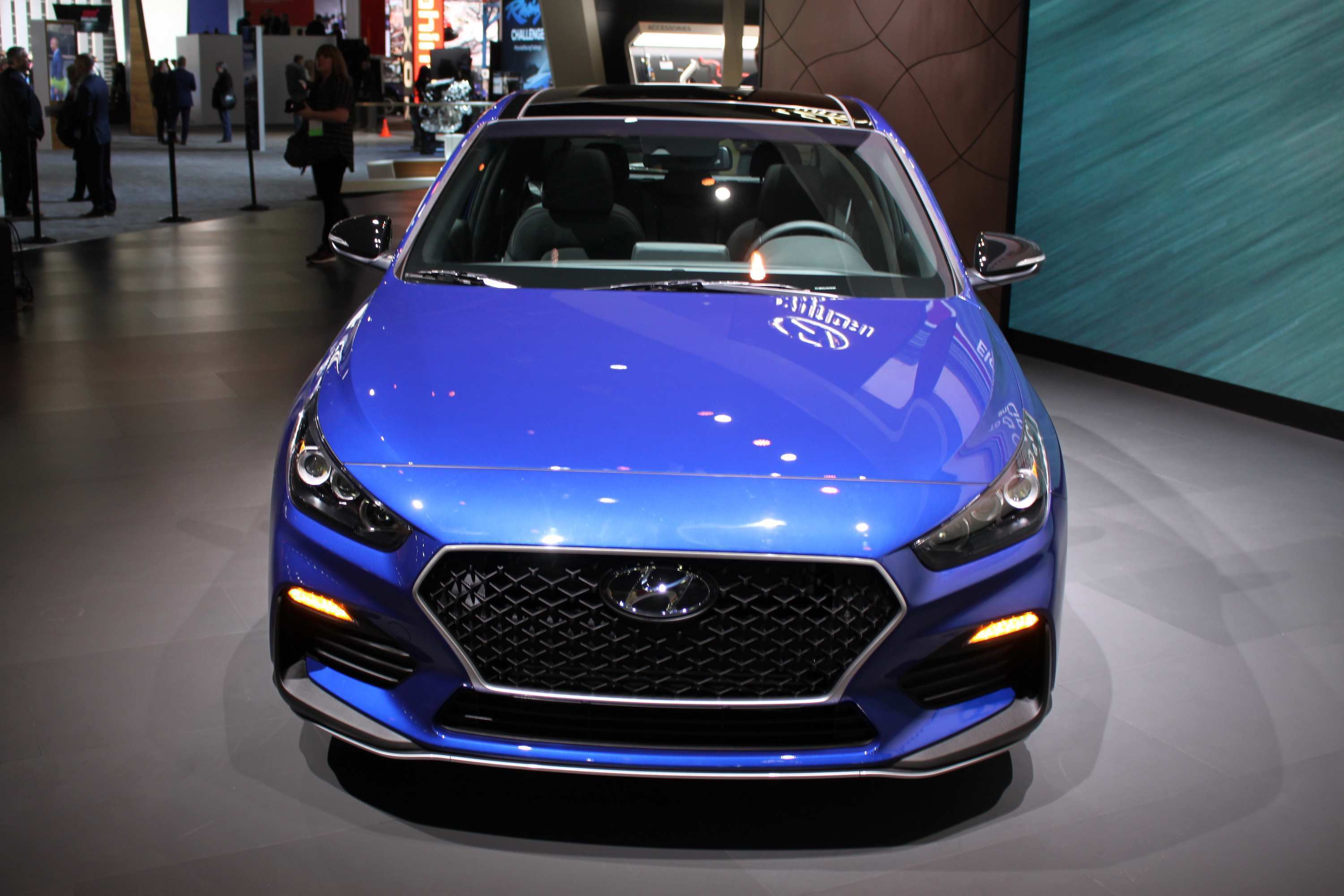 33 The 2020 Hyundai Elantra Gt New Model And Performance