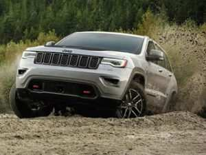 33 The 2020 Jeep Grand Cherokee Diesel Concept
