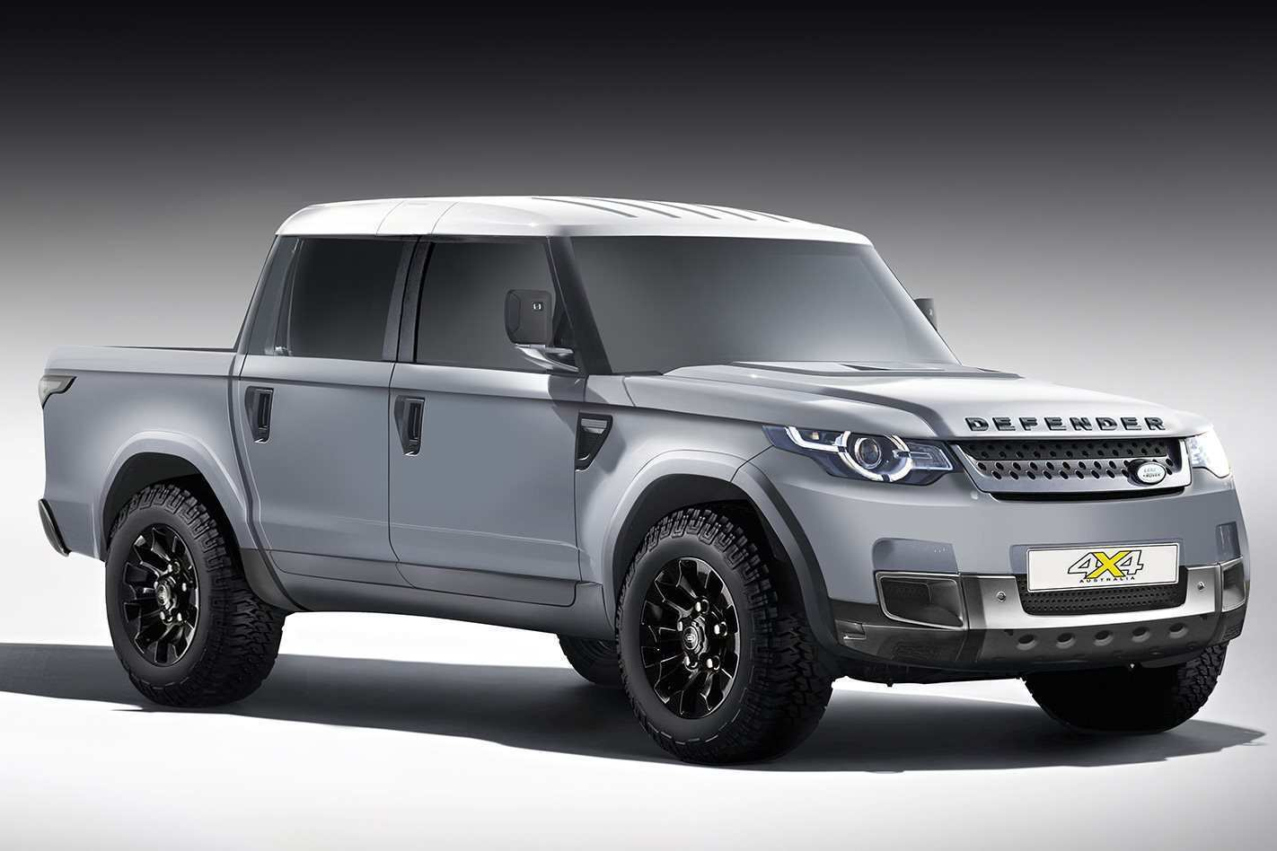 33 The 2020 Land Rover Defender Exterior