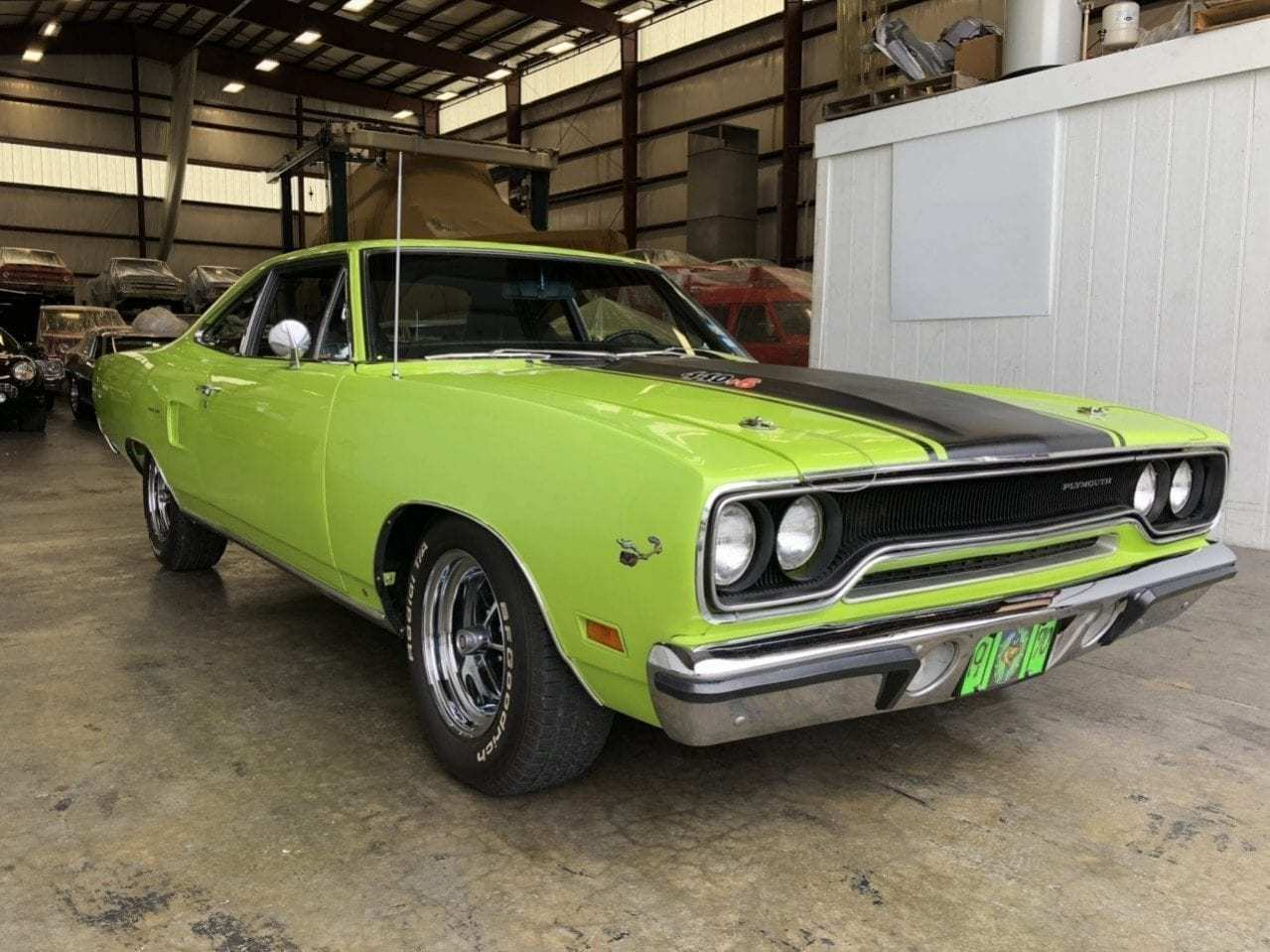 33 The 2020 Plymouth Roadrunner Performance And New Engine