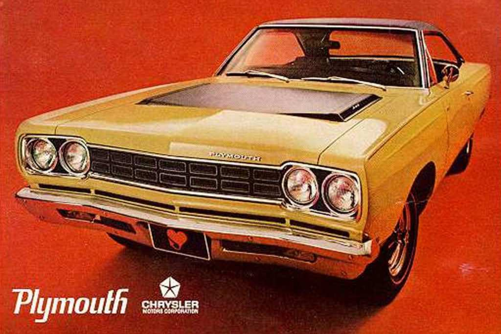 33 The 2020 Plymouth Roadrunner Redesign