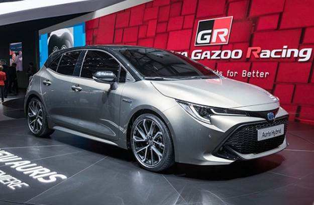 33 The 2020 Toyota Auris Style