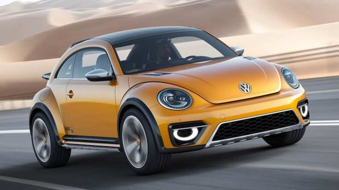 33 The 2020 Vw Beetle Dune Price And Release Date