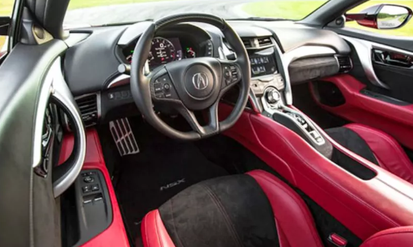33 The Best 2019 Acura Nsx Type R Redesign