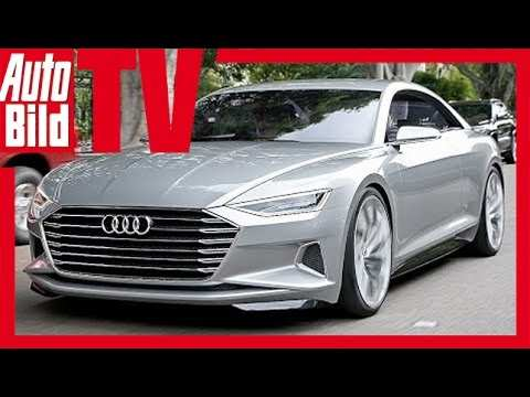 33 The Best 2019 Audi A9 Concept Pictures