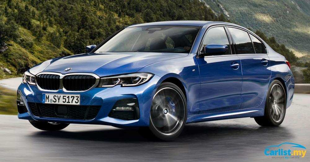 33 The Best 2019 BMW 3 Series Speed Test