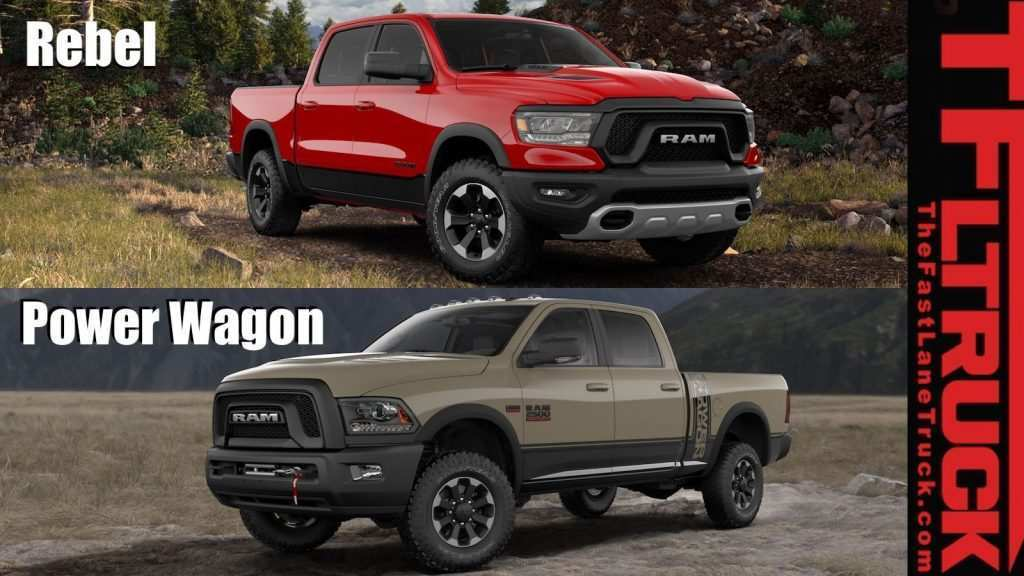 33 The Best 2019 Dodge Power Wagon Prices