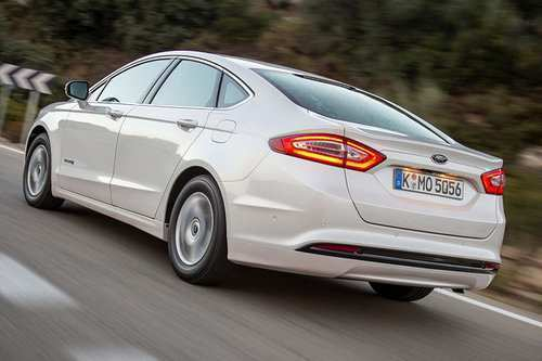 33 The Best 2019 Ford Mondeo Exterior