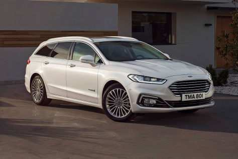33 The Best 2019 Ford Mondeo Vignale Redesign And Concept