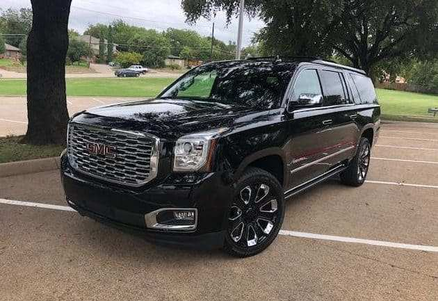 33 The Best 2019 GMC Yukon Denali Release Date