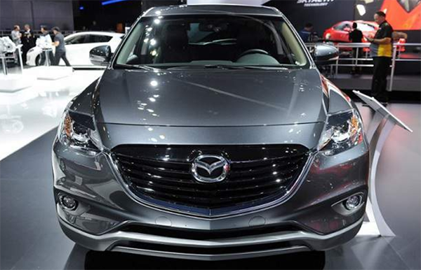 33 The Best 2019 Mazda Cx 9 Rumors New Concept