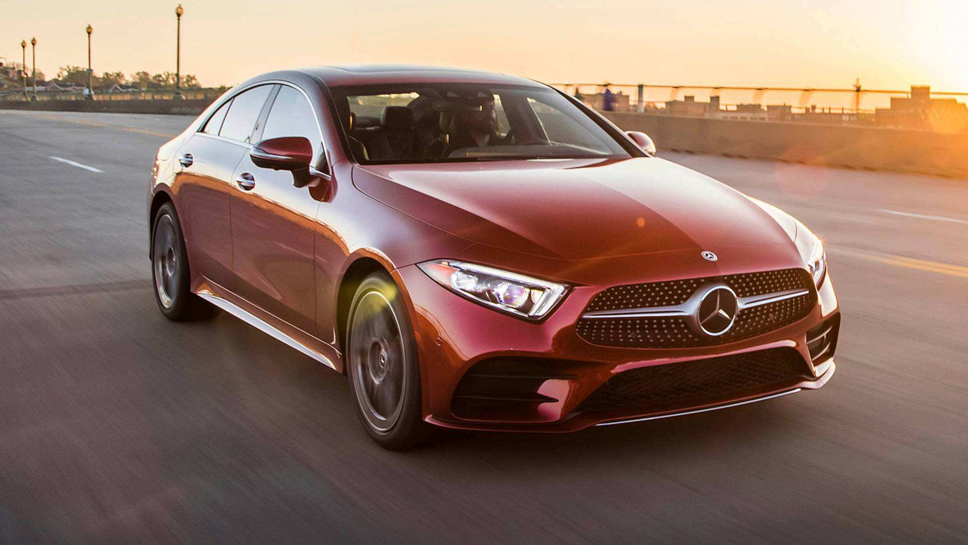 33 The Best 2019 Mercedes Cls Class Redesign And Review