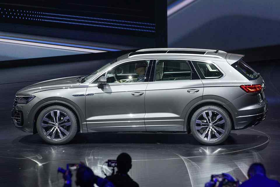 33 The Best 2019 Volkswagen Touareg Exterior