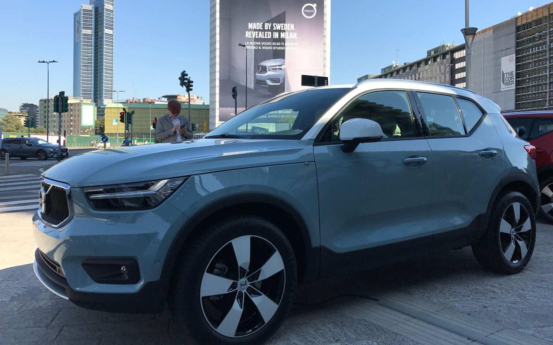 33 The Best 2019 Volvo Xc40 Owners Manual New Model And Performance