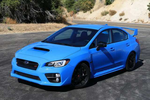 33 The Best 2019 Wrx Sti Hyperblue Redesign And Review