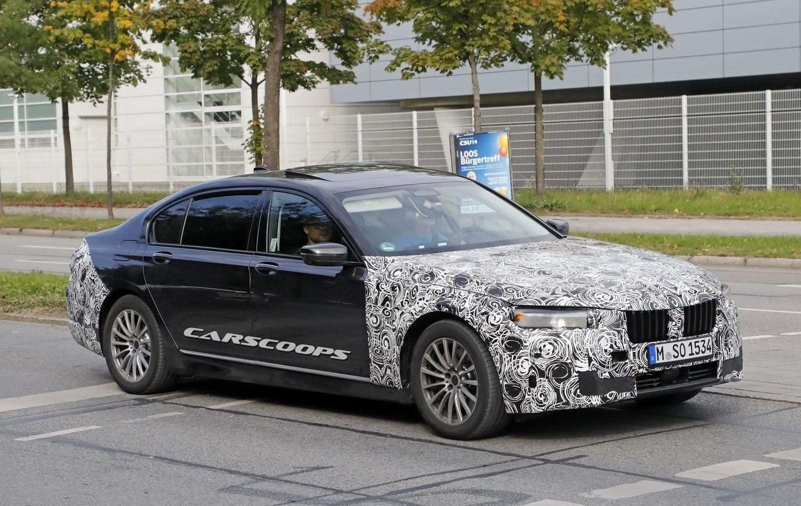 33 The Best 2020 BMW 7 Series Perfection New Redesign