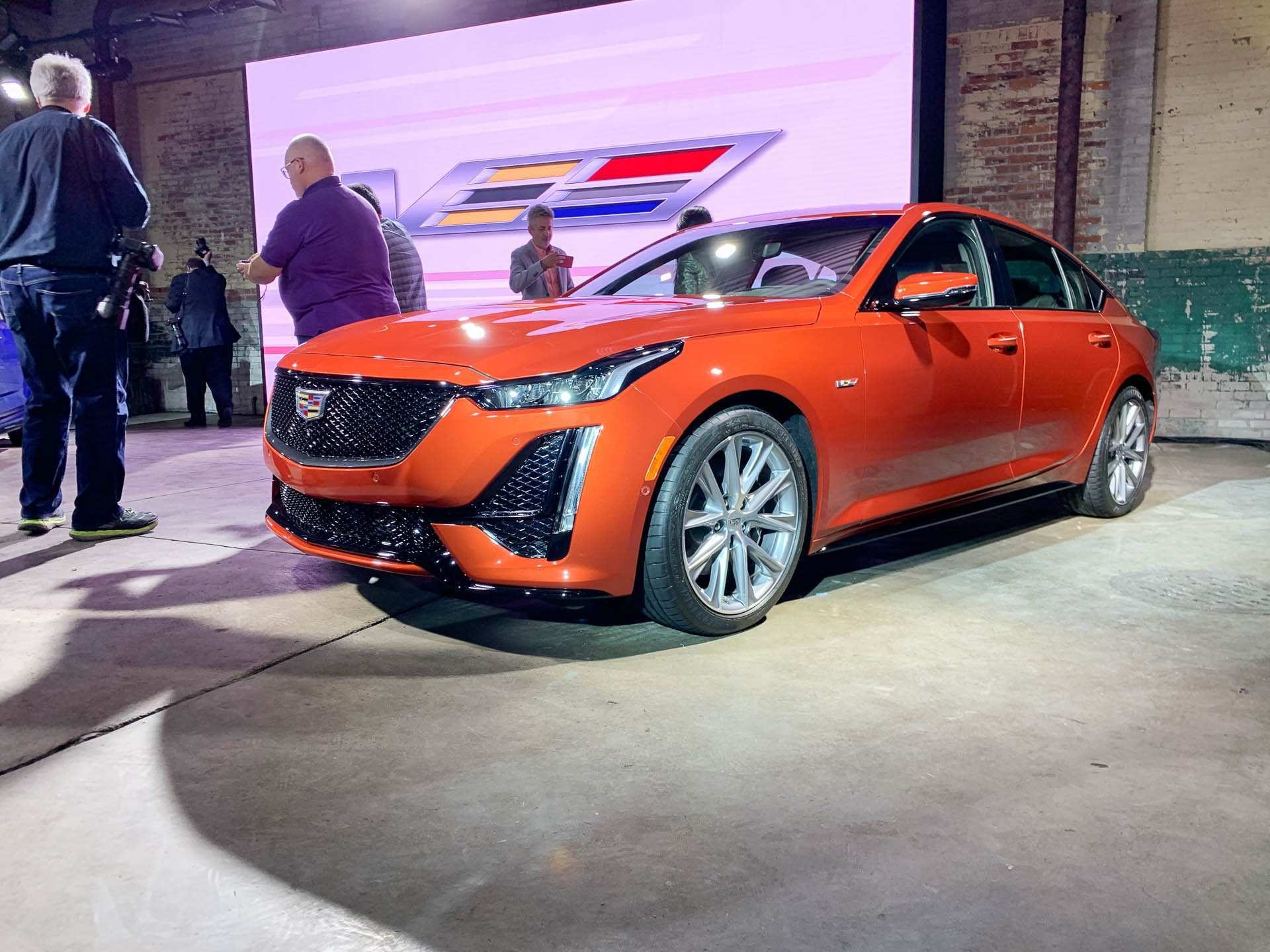 33 The Best 2020 Cadillac Ct5 V Wallpaper