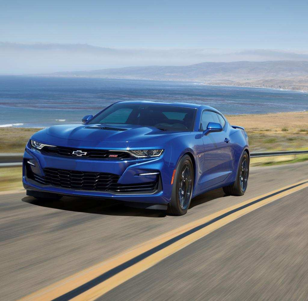 33 The Best 2020 Camaro Ss New Concept