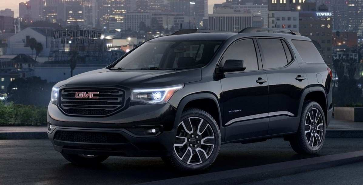 33 The Best 2020 GMC Acadia Mpg Ratings