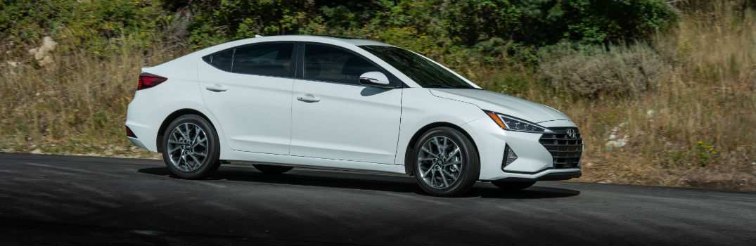33 The Best 2020 Hyundai Elantra Sedan Images