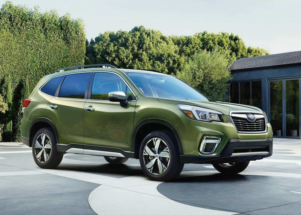 33 The Best 2020 Subaru Forester Exterior