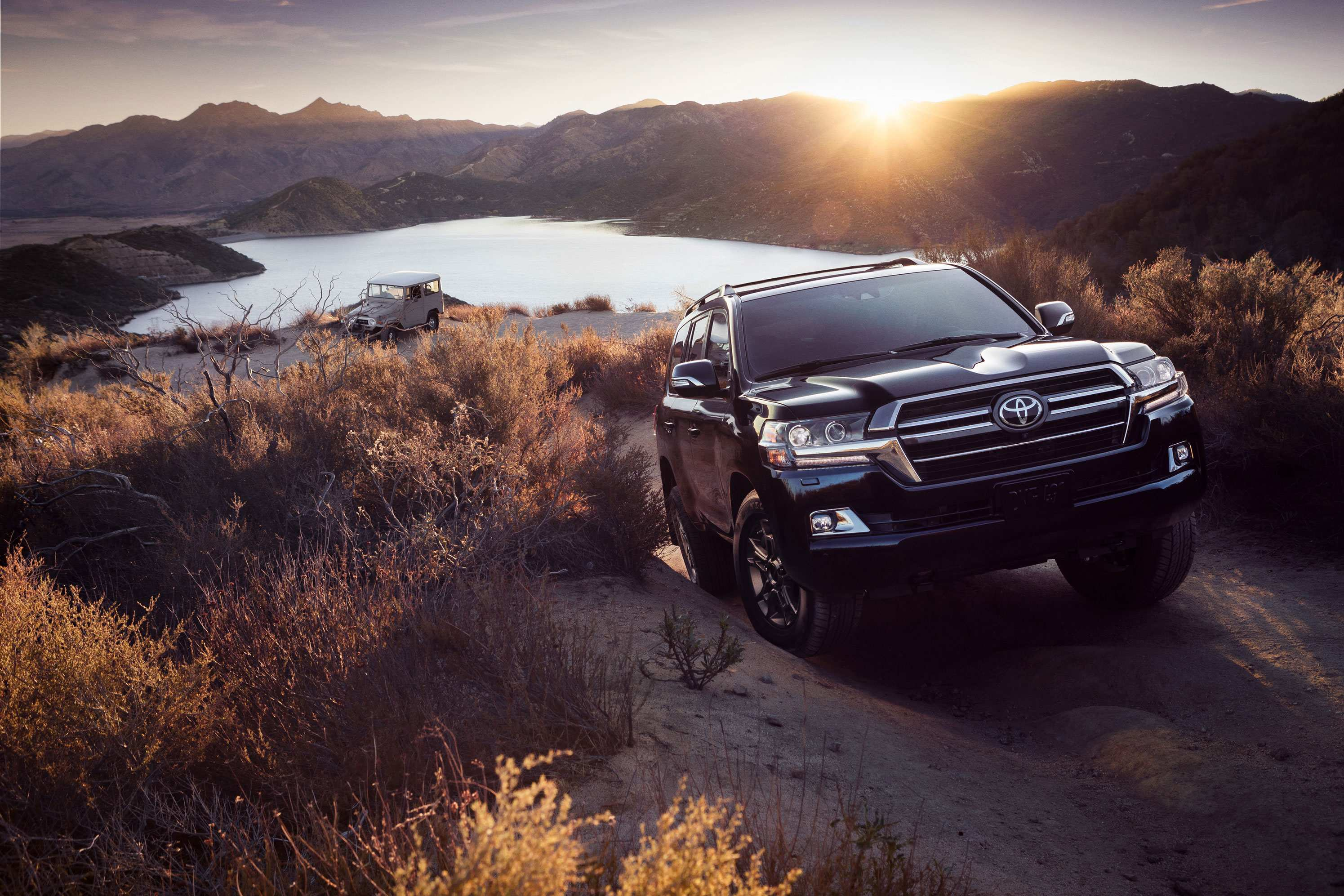 33 The Best 2020 Toyota Land Cruiser Wallpaper