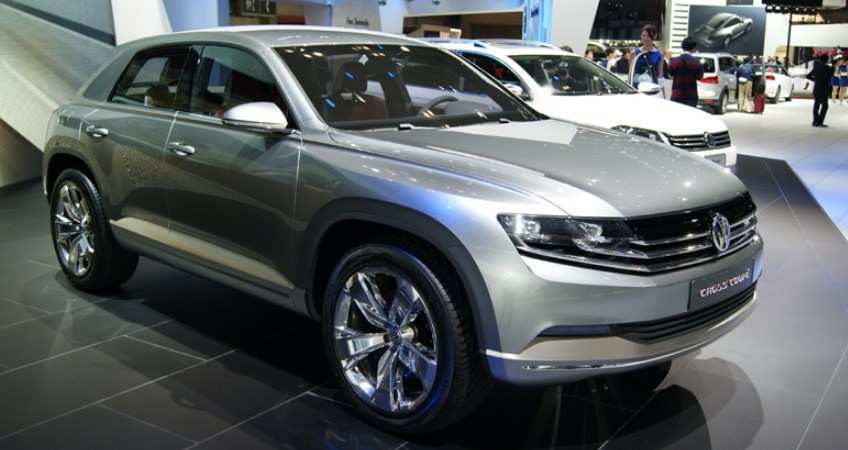 33 The Best 2020 VW Tiguan Redesign And Concept